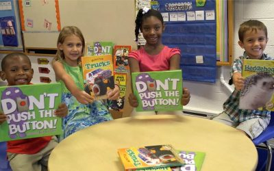 Summer reading programs and VOX book collection at Urbana Free Library