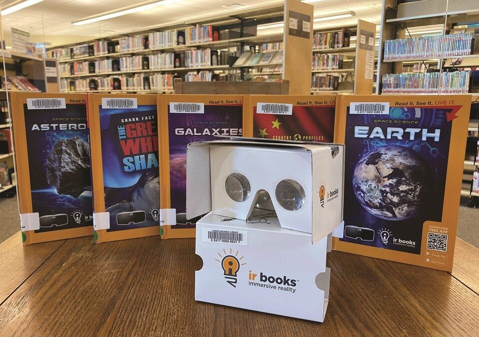 Coquitlam library to offer region's first experience with immersive reality books